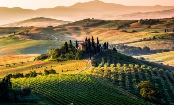 MIRACULOUS TUSCANY (5 DAYS)